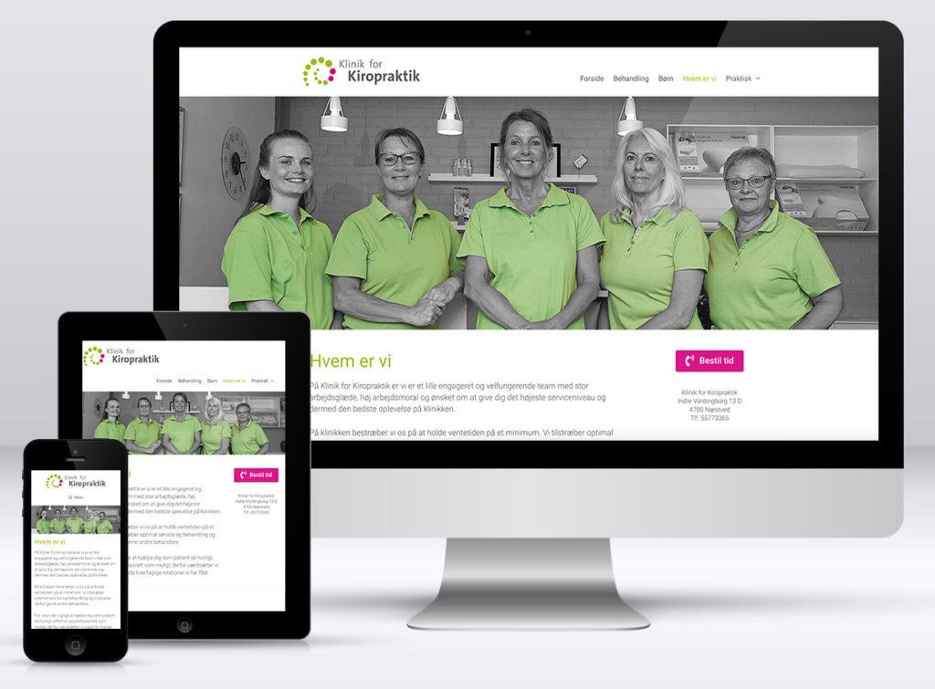 www.klinikforkiropraktik.dk