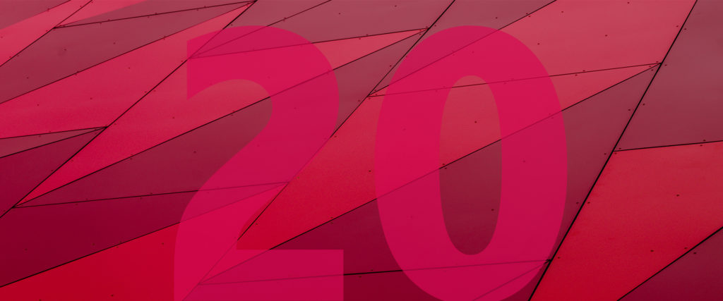 20 års jubilæum hos HallasGrafisk Design 2020