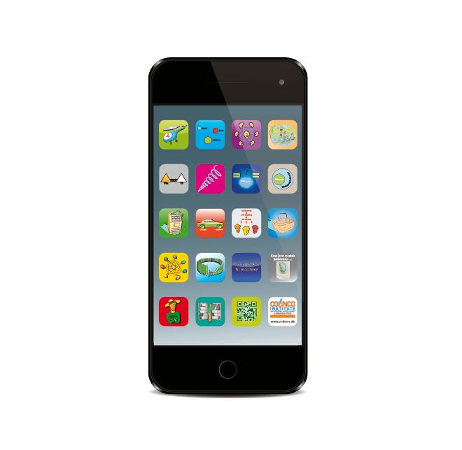 Designoplæg til mobil apps