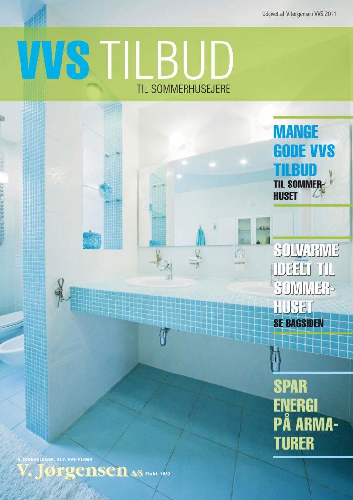 Design, opsætning og tryk af brochure
