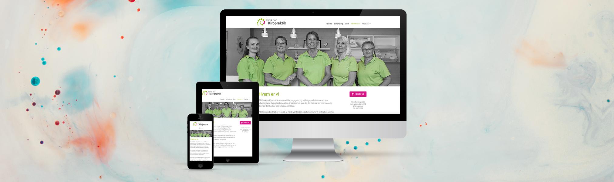 hjemmesidedesign-kiropraktik-ny